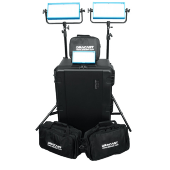 Rent  Dracast 3-Light Kit (Daylight)