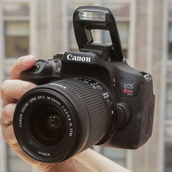 Rent Brand new Canon T6i