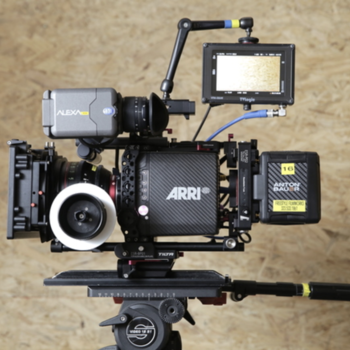 Rent Alexa Mini 4K with 4:3 | Indie Package | Canon CN-E Primes