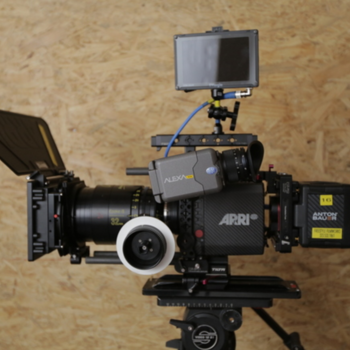Rent Arri Alexa Mini Cooke Anamorphic 2 Lens Full Package