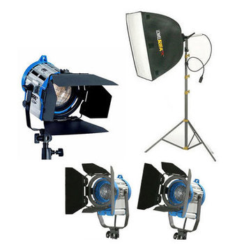 Rent Interview 4-Light Kit