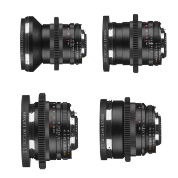 Rent Zeiss ZF.2 Duclos Cine Mod Kit for EF