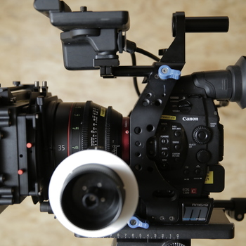 Rent CANON C300 MK1 | Pro Package | Canon CN-E Primes (1 of 2)