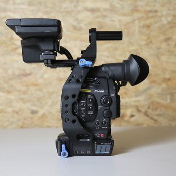 Rent CANON C300 MK1 w/ Lens (2 of 2)