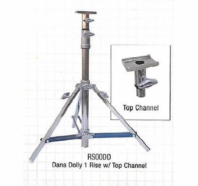 American grip dana dolly baby combo stand 35