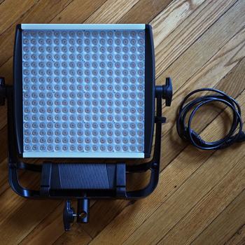 Rent Astra 1x1 Bi-Color LED 4x Power with Porta Brace bag