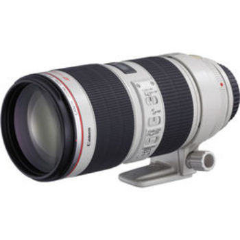 Rent Canon EF Zoom Lens Package