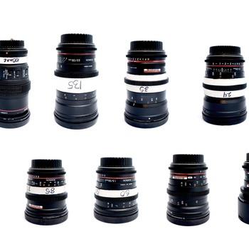 Rent Prime Lens Kit