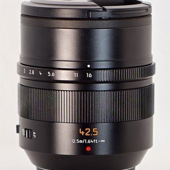 Rent Panasonic Leica DG Nocticron 42.5mm f/1.2 ASPH. POWER O.I.S. Lens