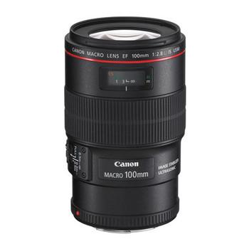 Rent EF 100mm f/2.8L Macro IS USM Lens