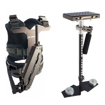 Rent Glidecam 4000 Pro Stabilizer with Smooth Shooter Vest