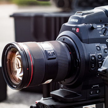 Rent Canon C300 Digital Cinema Camera