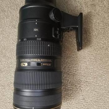 Rent Nikon 70-200 ED AF-S VR II F2.8G