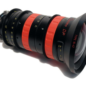 Rent Angenieux Optimo DP Rouge 16-42 PL Zoom Lens
