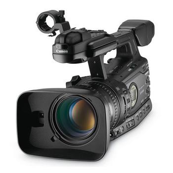 Rent professional HD video camera