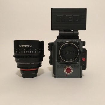 Rent RED SCARLET W