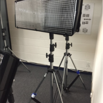 Rent Litegear Litemat 2L BI-color w/ Light Stand and Diffusion