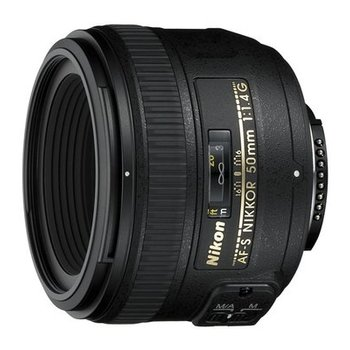 Rent Nikon AF-S FX NIKKOR 50mm f/1.4G Lens in Excellent condition