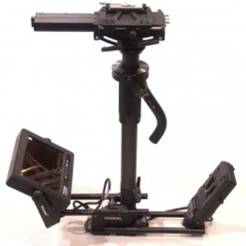 "Rent STEADICAM Archer 2 Sled – Steadicam Arm & Vest, Marshall 7"" HD Monitor"