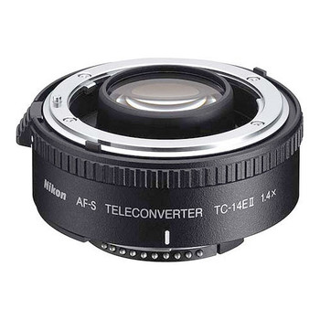 Rent Nikon TC-14E II (1.4x) Teleconverter AF-S in great condition