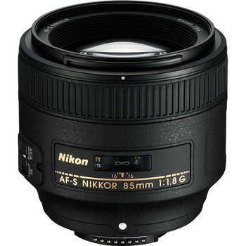 Rent Nikon AF-S NIKKOR 85mm f/1.8G Lens in great condition