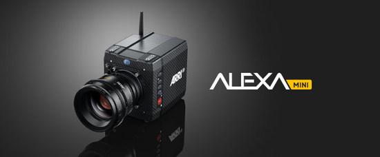 Alexa mini header