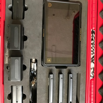 Rent atomos shogun inferno + ssds, batteries, etc