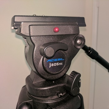 Rent Acebil Tripod (j805mx head and T30 sticks)