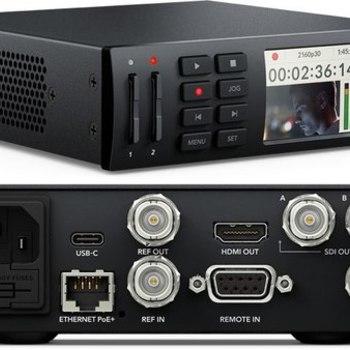 Rent Blackmagic Hyperdeck 4K Recorder
