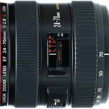 Rent Canon 24-70mm f/2.8L
