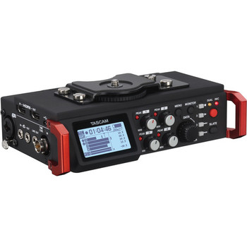 Rent Tascam DR-701D 6-Track Field Recorder