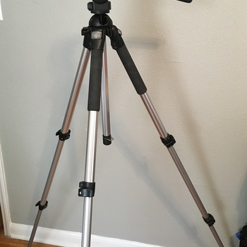 Rent Manfrotto Tripod
