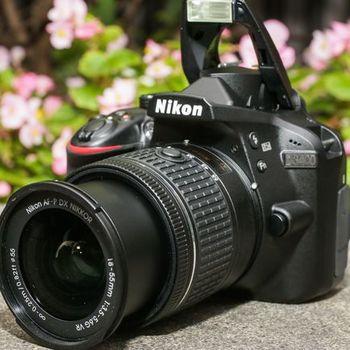 Rent Nikon - D3400 DSLR Camera