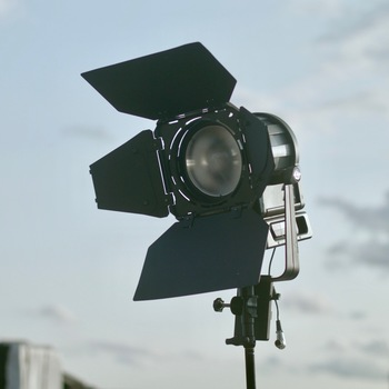 Rent Litepanels Sola 6+ Daylight LED Fresnel