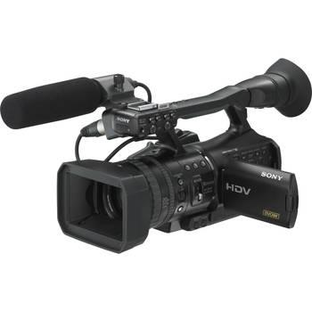 Rent Sony HVR V1U HDV pro broadcast camera with XLR inputs