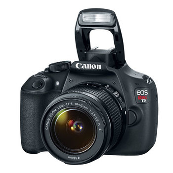 Rent Canon T5 body with 50 mm Lens (not removable)