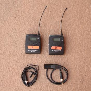 Rent Sennheiser G3 Lav Kit (A BLOCK)
