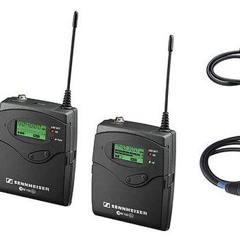 Rent Sennheiser G2 Wireless Microphone Receiver and Transmitter set