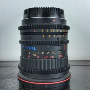 Rent 11-16mm T3 Cinema EF-mount