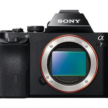 Rent Sony a7 Full-Frame Mirrorless Digital Camera - Body Only