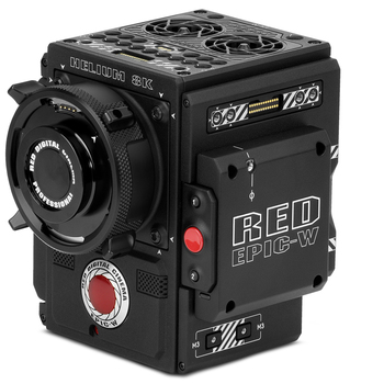 Rent RED Epic-W