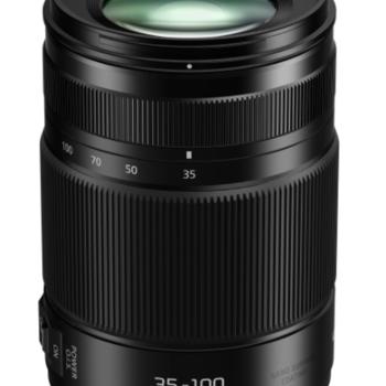 Rent Panasonic Lumix G X Vario 35-100mm f/2.8 II POWER O.I.S. Lens