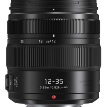 Rent Panasonic Lumix G X Vario 12-35mm f/2.8 II ASPH. POWER O.I.S. Lens