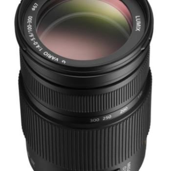 Rent Panasonic Lumix G Vario 100-300mm f/4-5.6 I POWER O.I.S. Lens