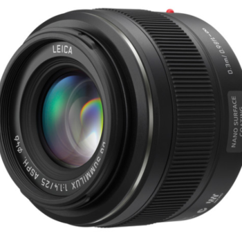 Rent Panasonic Leica DG Summilux 25mm f/1.4 ASPH