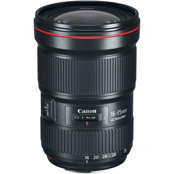 Rent Canon 16-35mm 2.8 II USM
