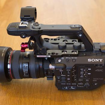 Rent Sony FS5 Kit (w/ Canon 24-105mm f/4)