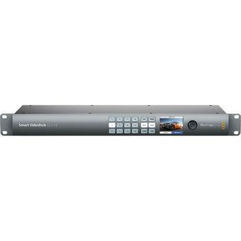 Rent Blackmagic Smart Videohub 12 x 12 6G-SDI Router