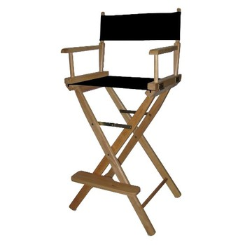 Rent Director Chair or Make up chair tall