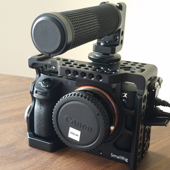 Rent Sony A7sII Video Production Kit